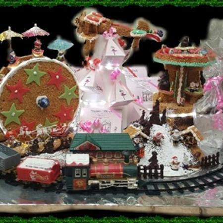 Noël fait son show